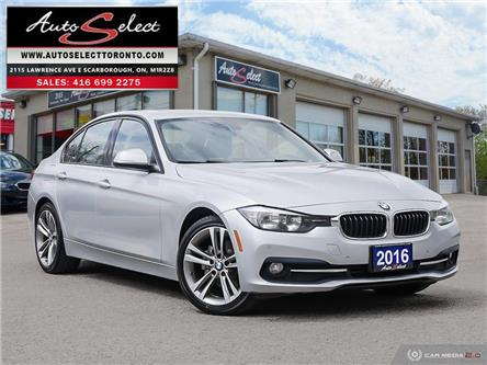 2016 BMW 320i xDrive (Stk: 16TP767) in Scarborough - Image 1 of 29