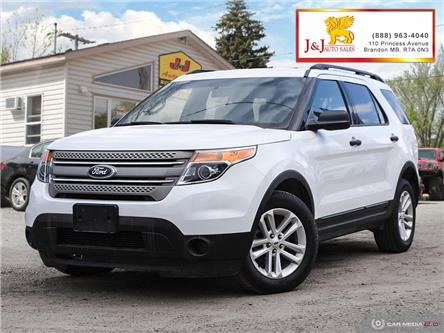 2015 Ford Explorer XLT (Stk: J2033) in Brandon - Image 1 of 27