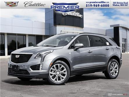 2020 Cadillac XT5 Sport (Stk: 200366) in Windsor - Image 1 of 27