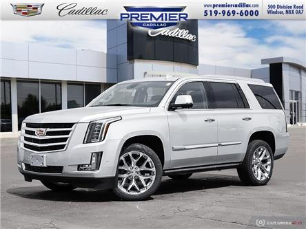 2020 Cadillac Escalade Premium Luxury (Stk: 200268) in Windsor - Image 1 of 28