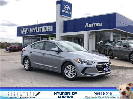 2017 Hyundai Elantra LE (Stk: L5196) in Aurora - Image 1 of 9