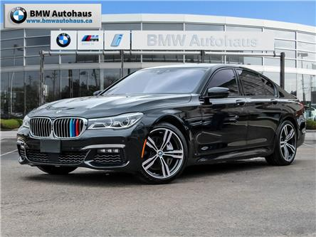 2018 BMW 750i xDrive (Stk: P9428) in Thornhill - Image 1 of 32