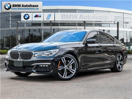 2018 BMW 750i xDrive (Stk: P9430) in Thornhill - Image 1 of 33