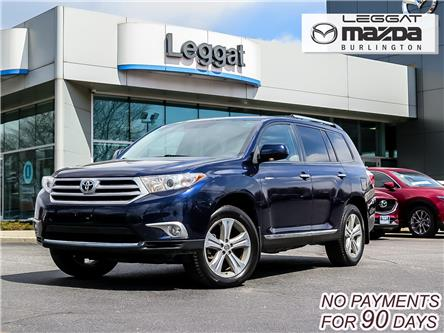 2012 Toyota Highlander  (Stk: 2178) in Burlington - Image 1 of 27
