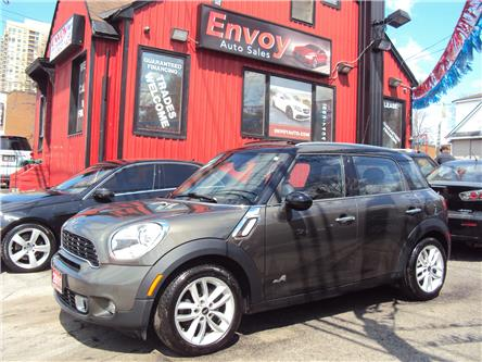 2011 MINI Cooper S Countryman Base (Stk: ) in Ottawa - Image 1 of 30
