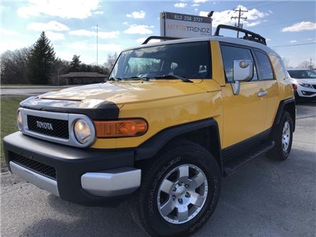 2007 Toyota FJ Cruiser Base (Stk: -) in Kemptville - Image 1 of 26