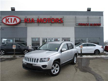 2014 Jeep Compass Sport/North (Stk: B4152) in Prince Albert - Image 1 of 14