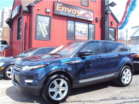 2013 Land Rover Range Rover Evoque Pure (Stk: ) in Ottawa - Image 1 of 30