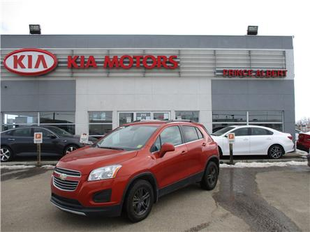2016 Chevrolet Trax LT (Stk: DB2228) in Prince Albert - Image 1 of 15