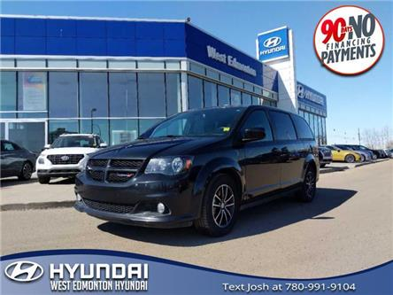 2019 Dodge Grand Caravan GT (Stk: E4887) in Edmonton - Image 1 of 21