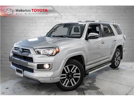 2020 Toyota 4Runner Base (Stk: 20068) in Walkerton - Image 1 of 10