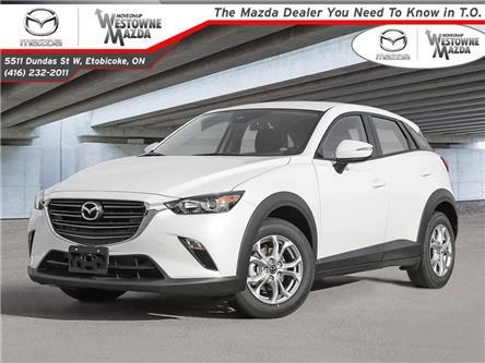 2019 Mazda CX-3 GS (Stk: 15161) in Etobicoke - Image 1 of 23