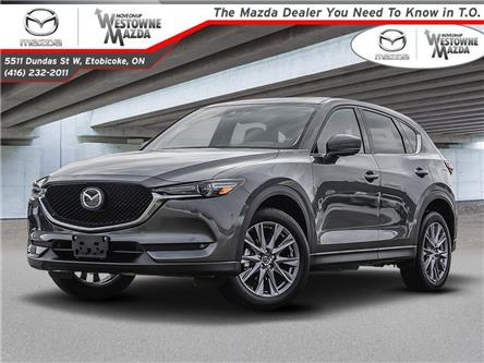 2020 Mazda CX-5 GT (Stk: 16007) in Etobicoke - Image 1 of 23