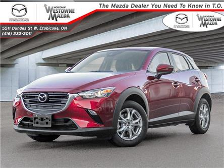 2020 Mazda CX-3 GS (Stk: 16059) in Etobicoke - Image 1 of 23