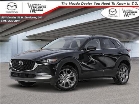 2020 Mazda CX-30 GT (Stk: 16093) in Etobicoke - Image 1 of 11