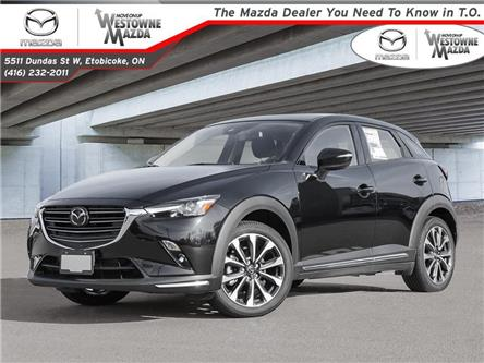 2020 Mazda CX-3 GT (Stk: 16129) in Etobicoke - Image 1 of 11