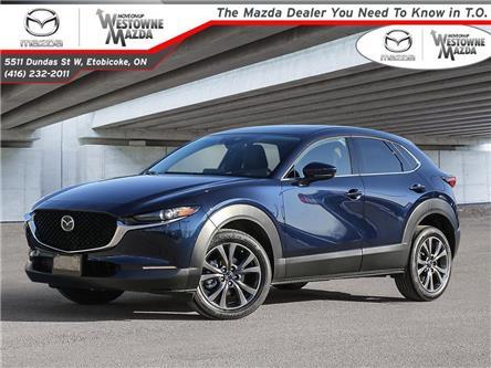 2020 Mazda CX-30 GT (Stk: 16201) in Etobicoke - Image 1 of 11