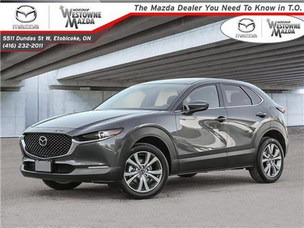 2020 Mazda CX-30 GS (Stk: 16210) in Etobicoke - Image 1 of 23