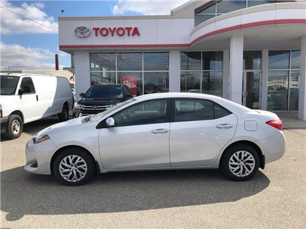 2018 Toyota Corolla LE (Stk: CP9710) in Chatham - Image 1 of 16