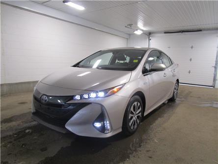 2020 Toyota Prius Prime Upgrade (Stk: 201249) in Regina - Image 1 of 24