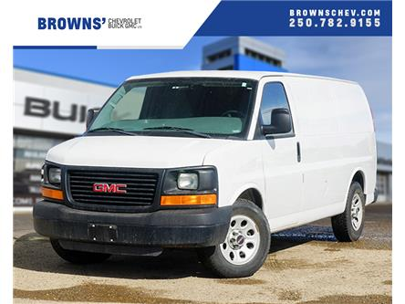 2011 GMC Savana 1500 Standard (Stk: 4413A) in Dawson Creek - Image 1 of 12