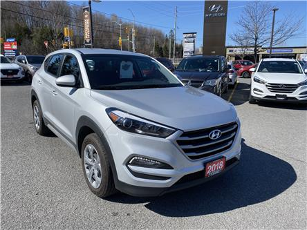 2018 Hyundai Tucson Base 2.0L (Stk: P3391) in Ottawa - Image 1 of 22