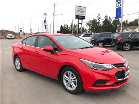 2018 Chevrolet Cruze LT Auto (Stk: 5188-19A) in Sault Ste. Marie - Image 1 of 14