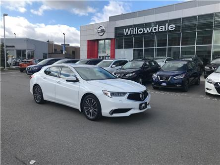 2019 Acura TLX Tech (Stk: U16620A) in Thornhill - Image 1 of 8