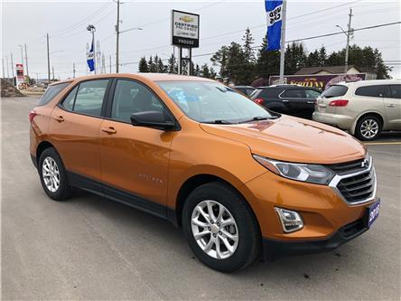 2018 Chevrolet Equinox LS (Stk: 11367) in Sault Ste. Marie - Image 1 of 14