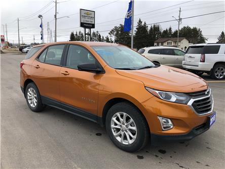 2018 Chevrolet Equinox LS (Stk: 11371) in Sault Ste. Marie - Image 1 of 16