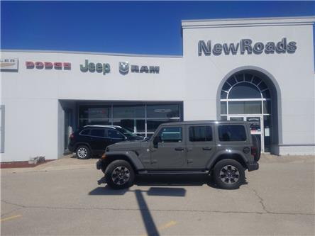 2020 Jeep Wrangler Unlimited Sahara (Stk: 24705T) in Newmarket - Image 1 of 2