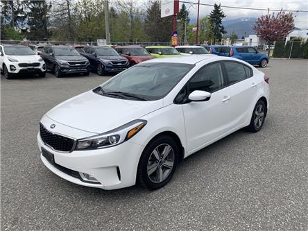 2018 Kia Forte LX+ (Stk: K05-3874A) in Chilliwack - Image 1 of 12