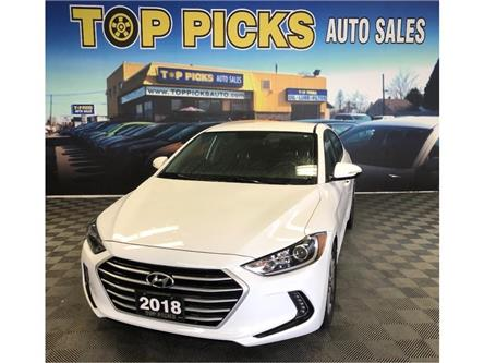 2018 Hyundai Elantra GL (Stk: 448063) in NORTH BAY - Image 1 of 28