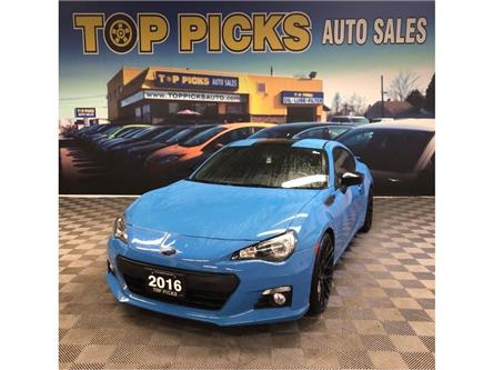 2016 Subaru BRZ Sport-tech (Stk: 603348) in NORTH BAY - Image 1 of 22