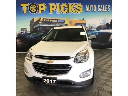 2017 Chevrolet Equinox Premier (Stk: 284420) in NORTH BAY - Image 1 of 27