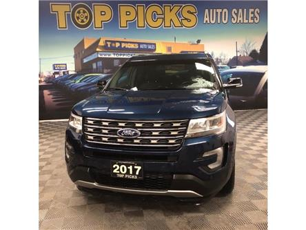 2017 Ford Explorer XLT (Stk: A49269) in NORTH BAY - Image 1 of 28