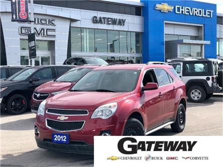 2012 Chevrolet Equinox 1LT/TWO SETS OF TIERS/REAR CAMERA/BLUETOOTH/ (Stk: PA19104A) in BRAMPTON - Image 1 of 17