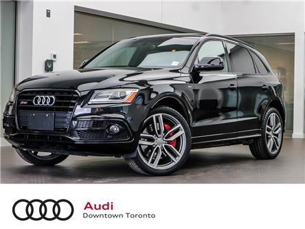 2016 Audi SQ5 3.0T Technik (Stk: P3717) in Toronto - Image 1 of 31