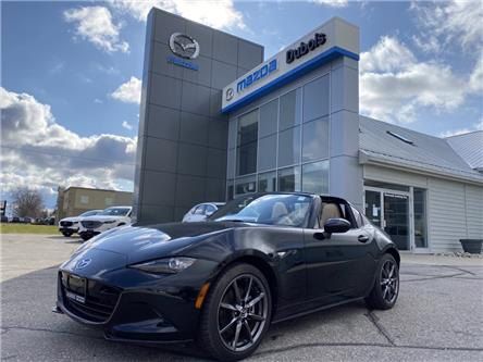 2017 Mazda MX-5 RF GT (Stk: C1775) in Woodstock - Image 1 of 11