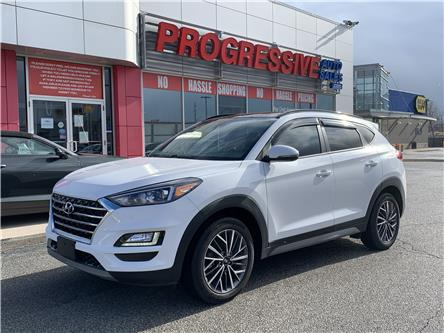 2019 Hyundai Tucson Luxury (Stk: KU908562) in Sarnia - Image 1 of 25
