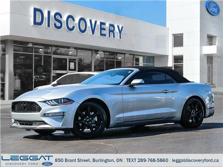 2019 Ford Mustang EcoBoost Premium (Stk: 19-77068-I) in Burlington - Image 1 of 24
