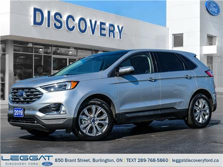 2019 Ford Edge Titanium (Stk: 19-11954-I) in Burlington - Image 1 of 25