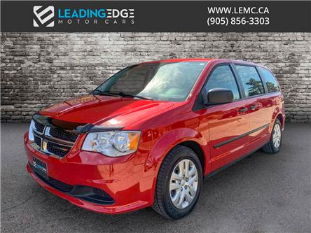 2016 Dodge Grand Caravan SE/SXT (Stk: 17374) in Woodbridge - Image 1 of 14