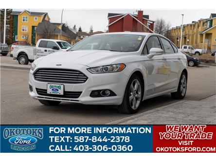 2016 Ford Fusion SE (Stk: B81619) in Okotoks - Image 1 of 23