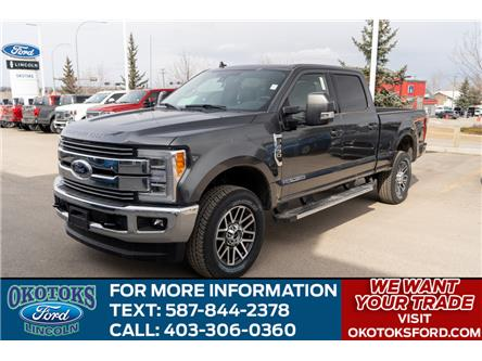 2019 Ford F-250 Lariat (Stk: K-1859) in Okotoks - Image 1 of 6