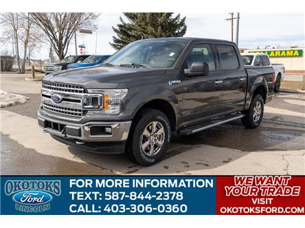 2020 Ford F-150 XLT (Stk: LK-97) in Okotoks - Image 1 of 5