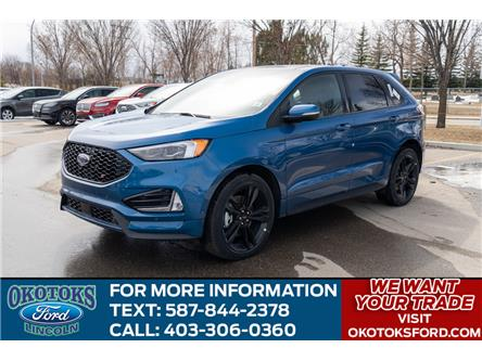 2020 Ford Edge ST (Stk: LK-134) in Okotoks - Image 1 of 6