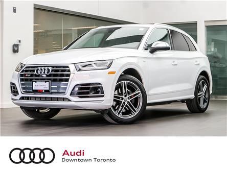 2018 Audi SQ5 3.0T Technik (Stk: 181650) in Toronto - Image 1 of 29