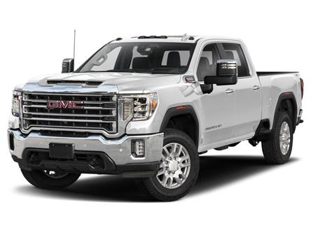 2020 GMC Sierra 2500HD AT4 (Stk: F177656) in PORT PERRY - Image 1 of 9