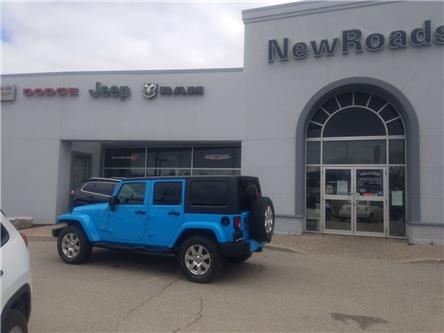 2018 Jeep Wrangler JK Unlimited Sahara (Stk: 24676P) in Newmarket - Image 1 of 17